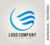 creative g logo vector  modern... | Shutterstock .eps vector #781536061
