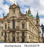 The Church Of Saint Nicholas I...