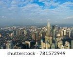 kuala lumpur  malaysia   20th... | Shutterstock . vector #781572949