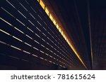 abstract light path | Shutterstock . vector #781615624