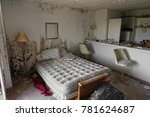 abandoned and neglected...   Shutterstock . vector #781624687