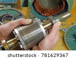 Three phase induction   motor...