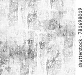 texture black and white grunge... | Shutterstock . vector #781698019