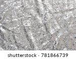 silver sequins textile...   Shutterstock . vector #781866739