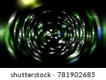 abstract background emerald... | Shutterstock . vector #781902685