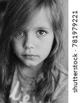 close up portrait of the pretty ... | Shutterstock . vector #781979221