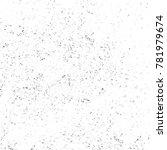 grunge black and white pattern. ... | Shutterstock . vector #781979674