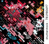 vector illustration of a... | Shutterstock .eps vector #781980697