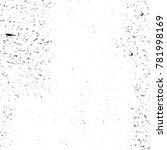 grunge black and white pattern. ... | Shutterstock . vector #781998169
