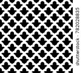 seamless surface pattern design ... | Shutterstock .eps vector #782028835