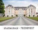 augustusburg palace in bruhl... | Shutterstock . vector #782089837