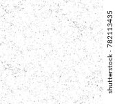 grunge black and white pattern. ... | Shutterstock . vector #782113435
