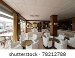 interior of comfortable cafe... | Shutterstock . vector #78212788