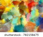 abstract texture background.... | Shutterstock . vector #782158675