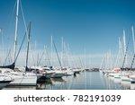 Yacht Parking In Harbor  Harbo...