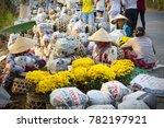 sa dec flower village   sa dec... | Shutterstock . vector #782197921