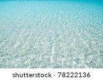 beach perfect white sand... | Shutterstock . vector #78222136