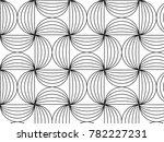 flower pattern vector ... | Shutterstock .eps vector #782227231