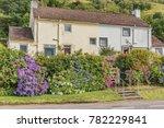 scotland  england   august 13... | Shutterstock . vector #782229841