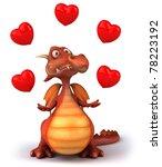 dragon   Shutterstock . vector #78223192