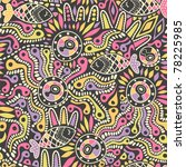 ethnic seamless pattern | Shutterstock . vector #78225985