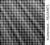 abstract grunge grid polka dot... | Shutterstock . vector #782265871