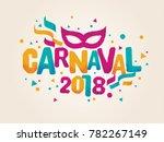 popular event brazil carnival... | Shutterstock .eps vector #782267149