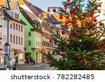 Beautiful Christmas Tree On Th...