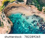 drone view from the sky of... | Shutterstock . vector #782289265