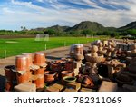 image of nursery  agriculture... | Shutterstock . vector #782311069