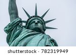 statue of liberty  new york | Shutterstock . vector #782319949