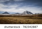 panoramic view of the ... | Shutterstock . vector #782342887