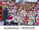 yerevan  armenia   december 26  ... | Shutterstock . vector #782354359