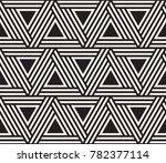vector seamless pattern. modern ... | Shutterstock .eps vector #782377114