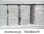 laboratory freezer for keep... | Shutterstock . vector #782386159