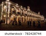 antigua  guatemala   march 26 ...   Shutterstock . vector #782428744