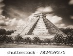 tintype photograph of the ... | Shutterstock . vector #782459275