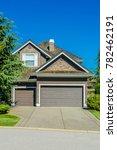garage  garage doors and... | Shutterstock . vector #782462191