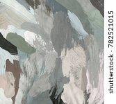 oil painting on canvas handmade....   Shutterstock . vector #782521015