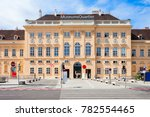the museumsquartier or mq or... | Shutterstock . vector #782554465
