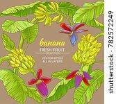 babana vector frame | Shutterstock .eps vector #782572249