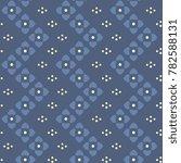 simple geometric pattern.... | Shutterstock .eps vector #782588131