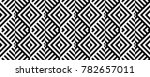 seamless pattern with striped... | Shutterstock .eps vector #782657011