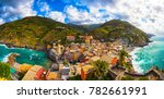 view on the old town of... | Shutterstock . vector #782661991