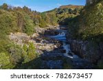 Waterfalls On The Black Water...