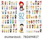 Kids Vector Characters...