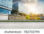 large modern office building | Shutterstock . vector #782732794