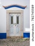 typical recovered door in a...   Shutterstock . vector #782745589
