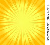 summer sunburst background.... | Shutterstock .eps vector #782746411