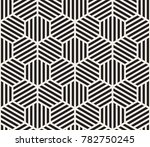 vector seamless pattern. modern ... | Shutterstock .eps vector #782750245